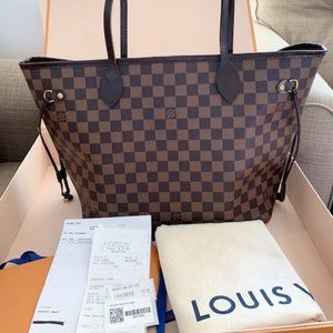 ❗️SOLD❗️Louis Vuitton Neverfull MM